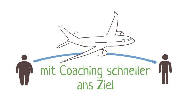 Mit Abnehm Coaching schneller ans Ziel